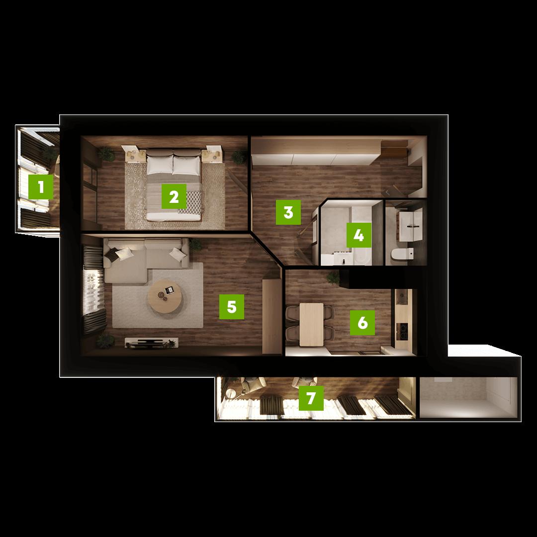 N-Invest-ЖК-Центральний-Квартира-Секція-А-2-кк-вид-2