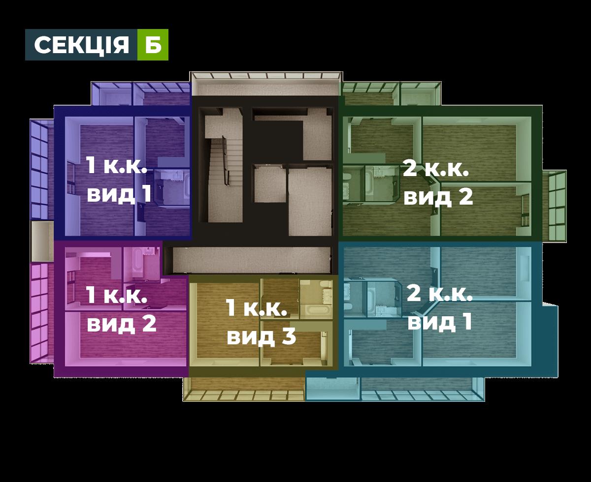 N-Invest-ЖК-Центральний-Квартира-Секція-Б