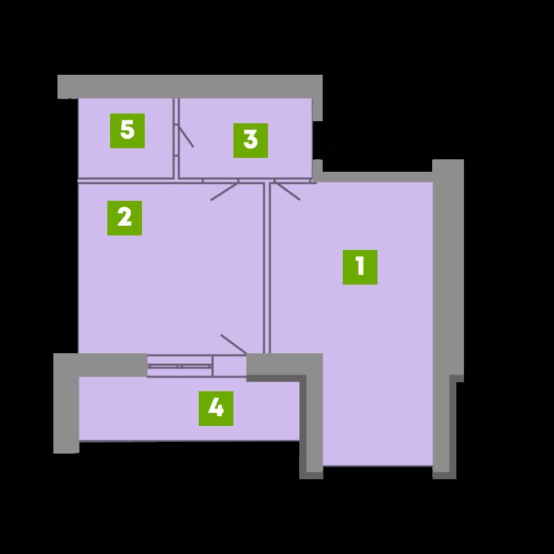 N-Invest-ЖК-Central-House-Квартира-Секція-4-1-кк-вид-1