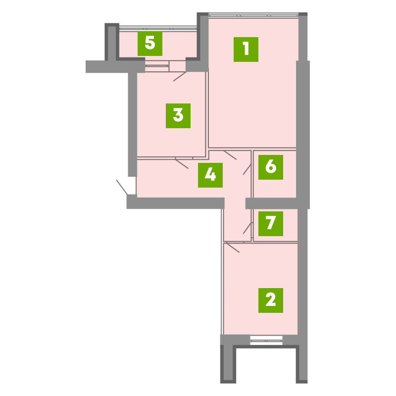 N-Invest-ЖК-Central-House-Квартира-Секція-4-2-кк-вид-2