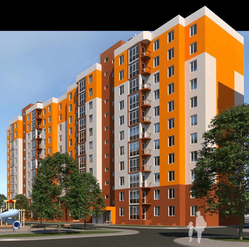 N-Invest - Новобудови Миколаєва - Громадянський-посад