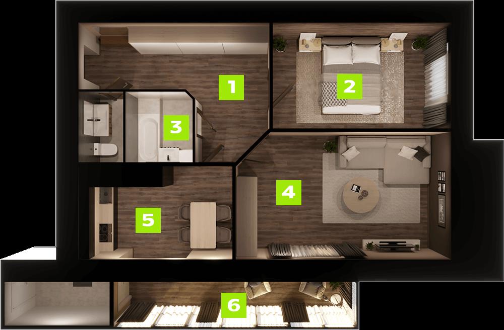 N-Invest-ЖК-Центральний-Квартира-Секція-Б-2-кк-1000x656px